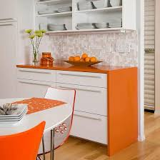 kitchen color design ideas orange kitchen colors 20 modern kitchen design and decorating ideas