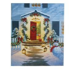 raz imports christmas product type raz lighted canvas page