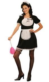 d馮uisement femme de chambre costume soubrette ou femme de ménage v29684
