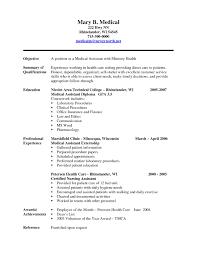 Medical Interpreter Resume Sample Medical Resume Free Resume Example And Writing Download