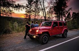 maserati jeep wrangler boys weekend jeep wranglers on the rubicon trail