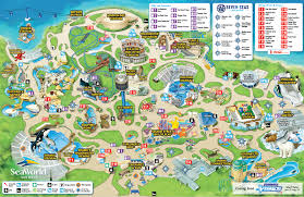 Map Of San Diego by Map Of San Diego Sea World You Can See A Map Of Many Places On