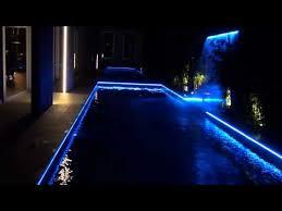 led swimming pool lights inground pool lighting led strip light youtube pool pinterest lights