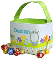 personalized easter egg baskets personalised easter baskets for kids christmas easter easter