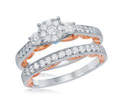 cinderella engagement ring disney enchanted cinderella white and gold 76ctw bridal set