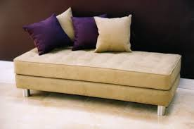 Ottoman Sofa Magnificent With Ottoman Interiorvues