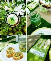 green garden party with free printables party ideas party