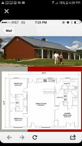 96 best barndominium floor plans images on pinterest