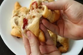 easy thanksgiving leftover crescent rolls