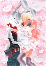 gangster bugs bunny lola bugs bunny lola u0027s bad boy heart