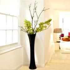 White Ceramic Floor Vase Tall White Ceramic Floor Vase Large Vases 27268 Gallery