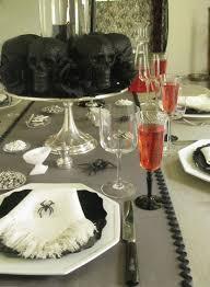 halloween black roses 36 unique halloween centerpieces table decorating ideas
