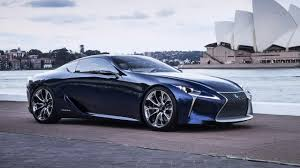 lexus lf fc fuel cell luxury cars and watches boxfox1 lexus lf lc blue