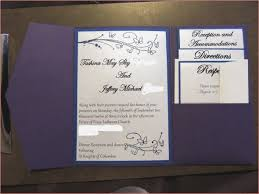 invitation kits diy pocket wedding invitations kits dogobedience co