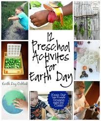 12 preschool activities for earth day all about the earth and