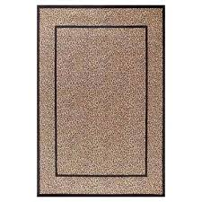 Leopard Runner Rug Animal Print Area Rugs Rugs The Home Depot