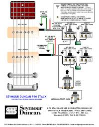 Seymour Duncan 59 Wiring Diagram P90 Wiring Diagram Telecaster Wiring Diagram Tele Bridge And P90