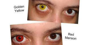 crazy halloween contacts do you pick the costume or contacts