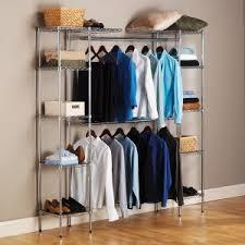 furniture ikea free standing wardrobe closets with grey ceramic