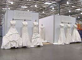 wedding invitations costco designer wedding dresses now sold at costco inside edition