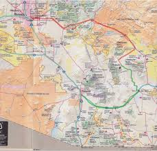 Phoenix Airport Map by The Peyote Way Church Of God How To Find Us