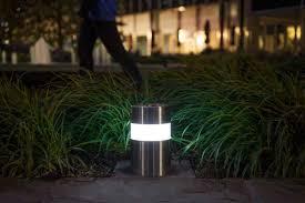 Bollard Landscape Lighting Light Column Pathway Bollard Outdoor Forms Surfaces