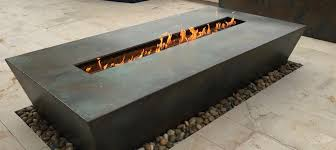 Custom Fire Pit by Fire Features Santa Rosa Ca Custom Fire Pits Fire Tables