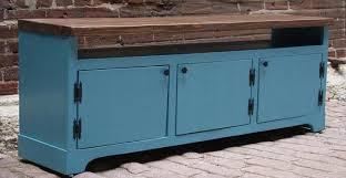 rustic tv stands steigerhouten meubelen en damwandhout meubelen