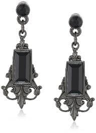 gaudy earrings 1928 jewelry bonne nuit vintage inspired chandelier