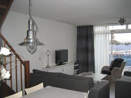 Wohnzimmer M El Marken Strandappartement Fewo Direkt