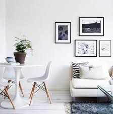 my scandinavian home monochrome and mid century in lovely swedish