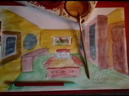 dessiner une chambre en perspective dessiner en perspective 16 20 une chambre en 3d pas à pas