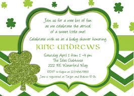 baby day invitation