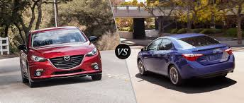 mazda 2016 models and prices 2016 mazda3 vs 2016 toyota corolla