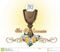 Invitation Card For Holy Communion First Communion Invitation Royalty Free Stock Photography Image