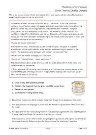 ks3 comprehension teachit english