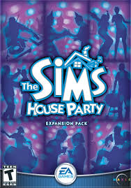 the sims house party assets sims community
