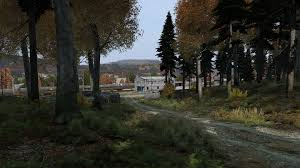 Dayztv Map Novaya Petrovka Train Station W I P Map Changes Dayz Dayz Tv