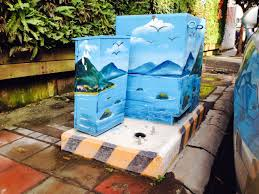 How To Make Mural Art At Home by Please Stop Painting The Electrical Boxes A Public Art Proposal