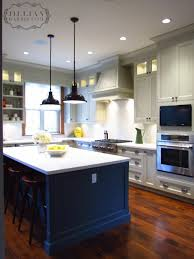 two tone kitchen cabinets and island pin by chelsea briscoe on for the home kitchen island