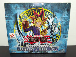 legend of blue eyes white dragon yugioh unlimited english booster