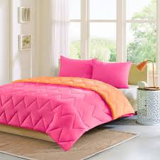 home design down alternative color king comforter amazon com intelligent design trixie reversible down alternative