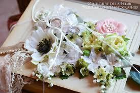 Porte Alliance Fleur Mariage Littérature Au Château De Pouget Bouquet De Mariée Et