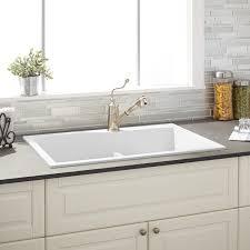 Cast Iron Undermount Kitchen Sinks by Kitchen Fabulous Farm Sink Cast Iron Sink With Drainboard