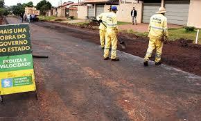ladario nero governo vai investir mais de r 1 milh磽o para asfaltar lad磧 e