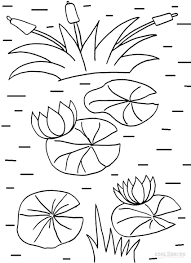 lily coloring pages coloring pages ideas