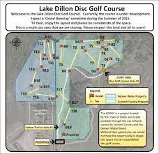 Avon Colorado Map by Dillon Cemetery U0026 Disc Golf Course Dillon Co
