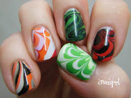 29 impressive marble nail art with water u2013 slybury com