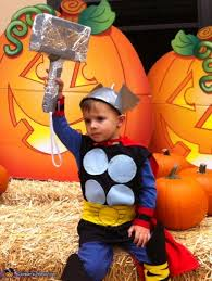 Thor Halloween Costume Toddlers Thor Costume