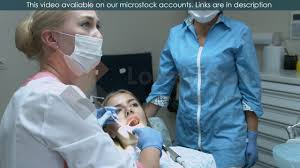Dentist Description Beautiful On The Examination By The Doctor Dentist Youtube